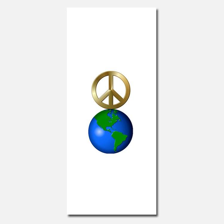 Cute Peace on earth Invitations