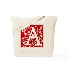 a-ana-red Tote Bag