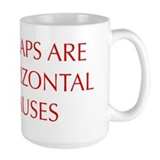 adult-naps-are-horizontal-life-pauses-o Mug