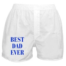 best-dad-ever-BOD-BLUE Boxer Shorts