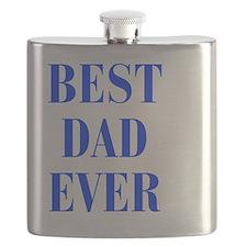 best-dad-ever-BOD-BLUE Flask