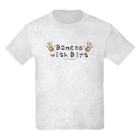 Dances with Dirt Kids Light T-Shirt