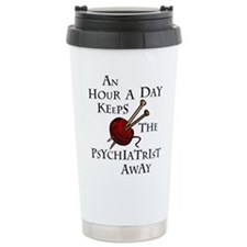 Funny Knit Travel Mug