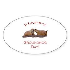 Groundhog Day Kis Decal