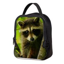 Cute Women's Neoprene Lunch Bag