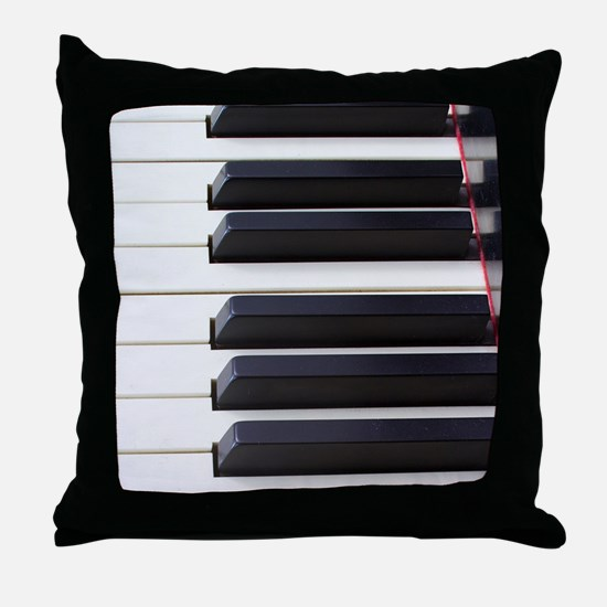 Cute Compose Throw Pillow