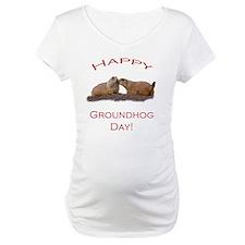 Groundhog Day Kiss Shirt
