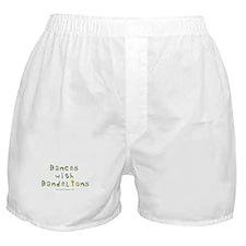 Dandelion Dancer Gardener Boxer Shorts