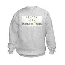 Dandelion Dancer Gardener Sweatshirt