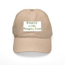 Dandelion Dancer Gardener Baseball Cap