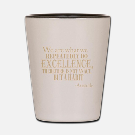 Excellence Shot Glass