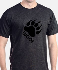 Cute Bear claws T-Shirt