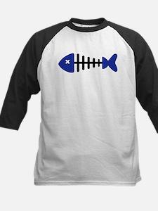 Fishbone Fish Tee