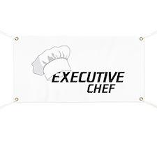 Executive Chef Banner