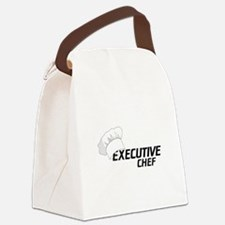 Executive Chef Canvas Lunch Bag