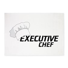 Executive Chef 5'x7'Area Rug