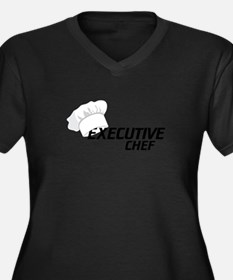 Executive Chef Plus Size T-Shirt
