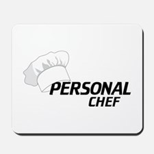Personal Chef Mousepad