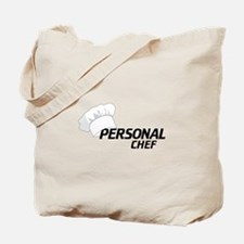 Personal Chef Tote Bag