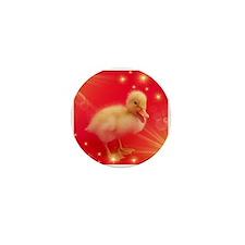 Unique Duckling Mini Button (100 pack)