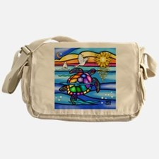 Unique Colorful Messenger Bag