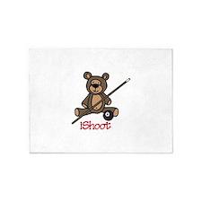 iShoot 5'x7'Area Rug