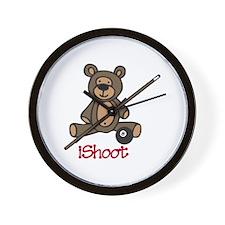 iShoot Wall Clock