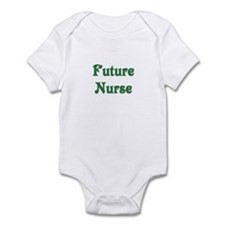 Future Nurse Infant Bodysuit