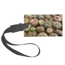 peyote buttons Luggage Tag