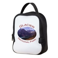 Cute Funny hiking Neoprene Lunch Bag