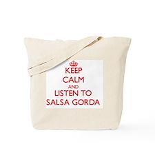 Unique I love salsa Tote Bag