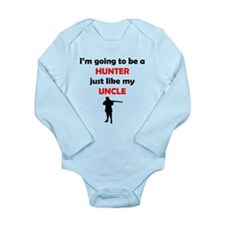 Hunter Like My Uncle Body Suit