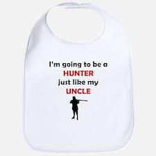 Hunter Like My Uncle Bib