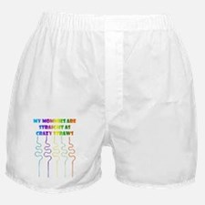 Pride in the Last Straw Boxer Shorts