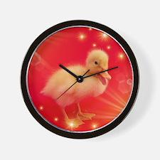 Cute New life Wall Clock