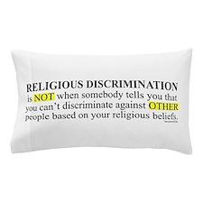 Skeptics25 Pillow Case