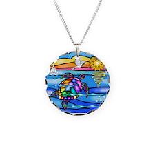 Sea Turtle #8 Necklace