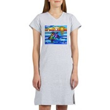 Sea Turtle #8 Women's Nightshirt