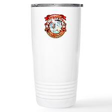 Cute Teampyro Travel Mug