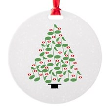 Musical Tree Ornament