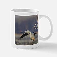 Cranes Mugs