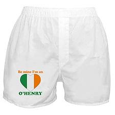 O'Henry, Valentine's Day Boxer Shorts