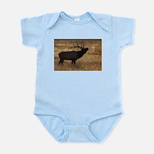 elk bugling Body Suit
