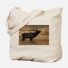 Funny Wilderness Tote Bag