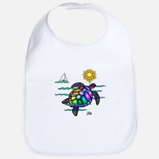 Sea Turtle (nobk) Bib