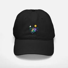 Sea Turtle (nobk) Baseball Hat