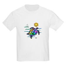 Sea Turtle (nobk) T-Shirt