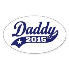 Daddy 2015 Decal