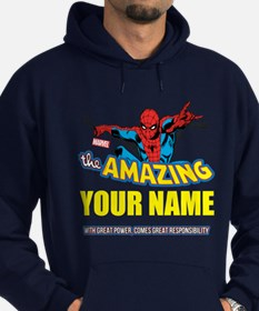 The Amazing Spider-man Personalized Hoodie
