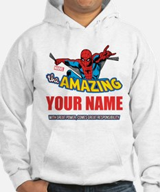 The Amazing Spider-man Personali Hoodie